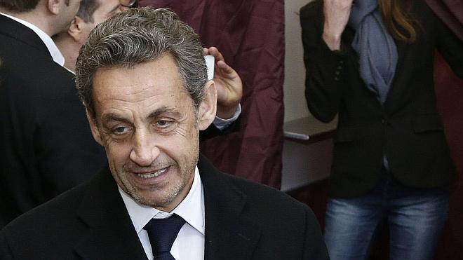 Sarkozy ocultó 17,7 millones de euros en gastos de campaña