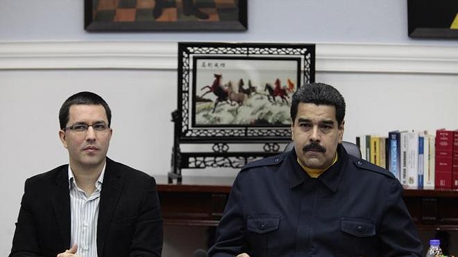 Maduro promete «apretar la mano» en la lucha contra el narcotráfico