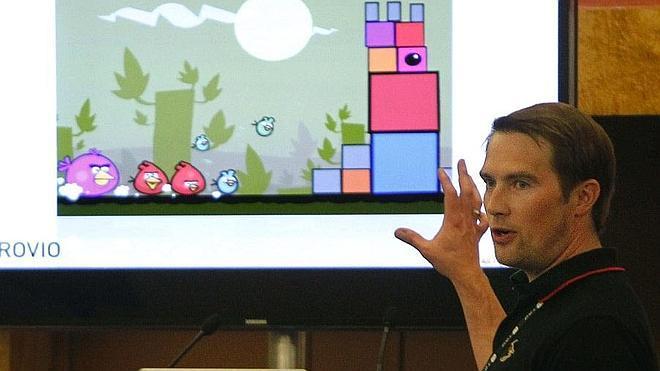 El creador de Angry Birds participa en unas jornadas de emprendimiento en Murcia
