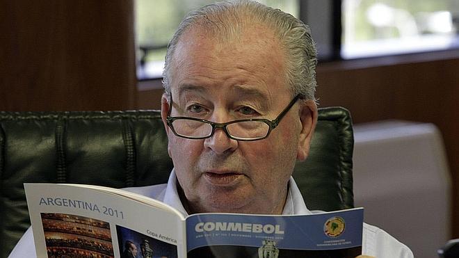 Fallece Julio Grondona por una insuficiencia cardíaca