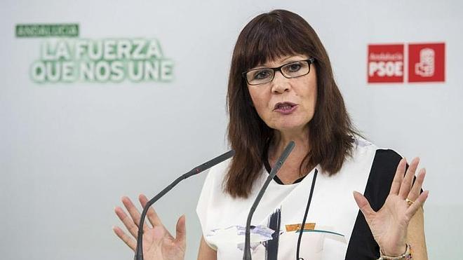 Micaela Navarro, partidaria de retrasar las primarias del PSOE