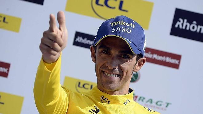 Contador correrá la Vuelta a España