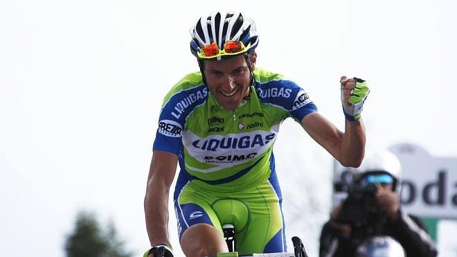 Basso, nuevo compañero de Contador