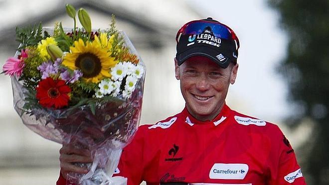 Una bronquitis impedirá a Horner defender su título en la Vuelta a España