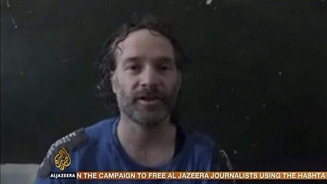 Liberado en Siria un periodista estadounidense tras casi dos años de secuestro