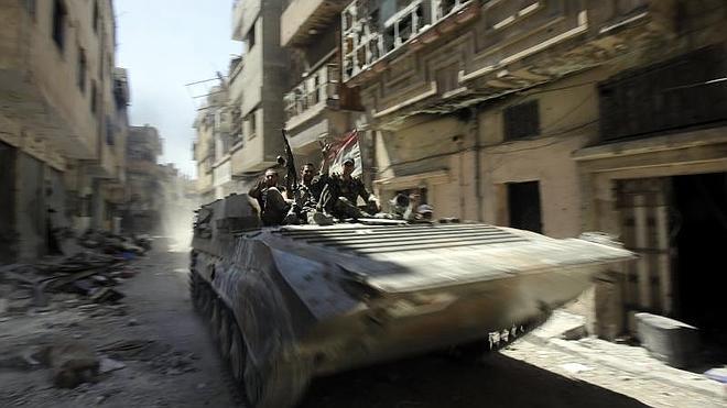 El avance del Estado Islámico inquieta a los leales a El-Asad