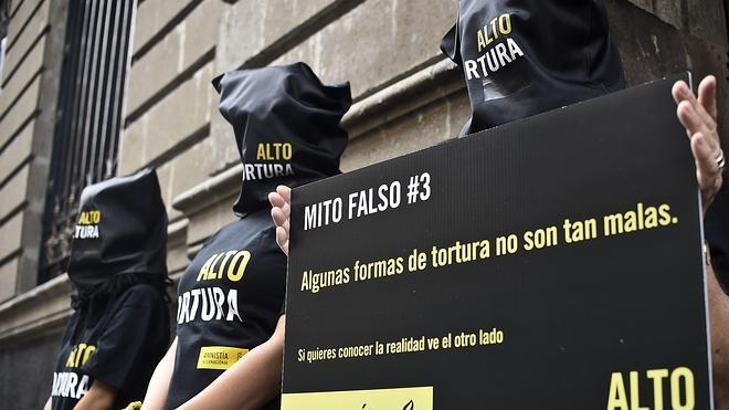 Amnistía Internacional denuncia que la tortura es «generalizada y persistente» en México
