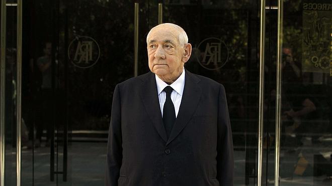 Fallece Isidoro Álvarez, presidente de El Corte Inglés