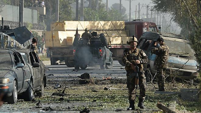 Un ataque suicida contra la OTAN deja tres muertos en Afganistán