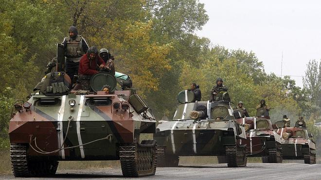 Retraso en la aplicación del plan de paz para el este de Ucrania