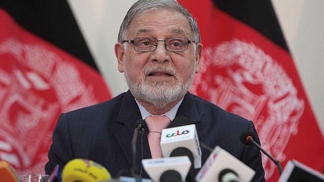 Ashraf Gani jura el cargo como nuevo el presidente de Afganistán