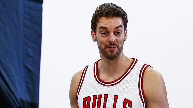 Pau Gasol: «Me siento rejuvenecido en los Bulls»