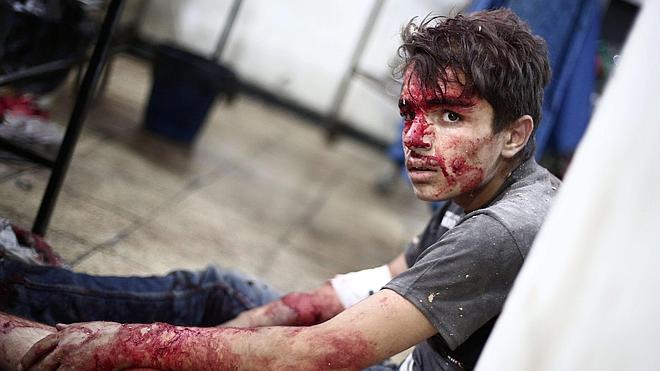 Damasco considerará como agresión una intervención turca en Siria