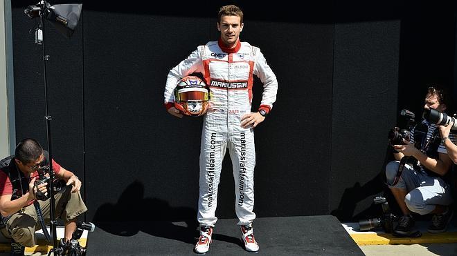 Jules Bianchi, el talento francés criado en Ferrari