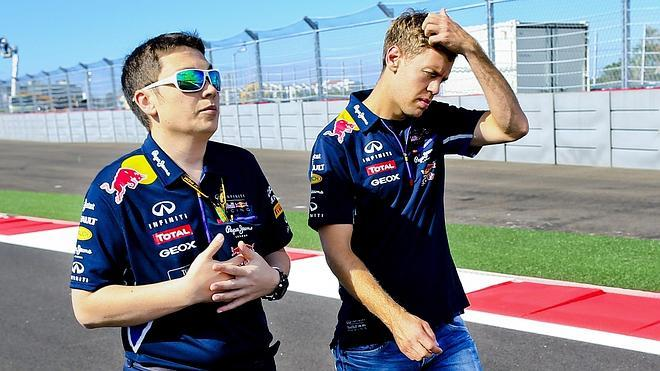El inoportuno debut del GP de Rusia