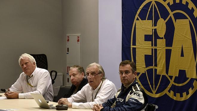 La FIA revisará los protocolos de actuación por el accidente de Bianchi