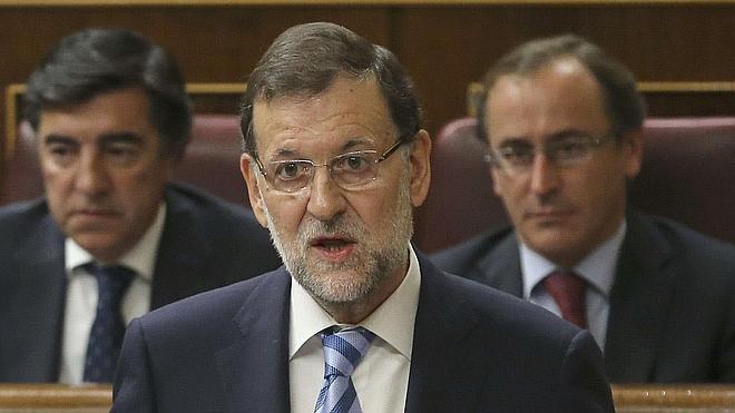 """Rajoy avisa de que pronto se informará de más """"actuaciones irregulares en otras cajas"""""""