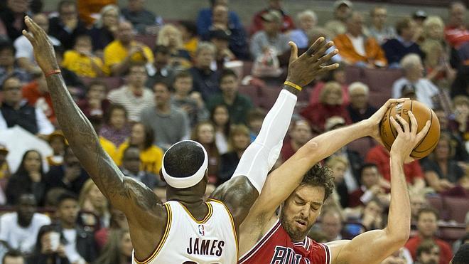 El Rey busca trono en la NBA