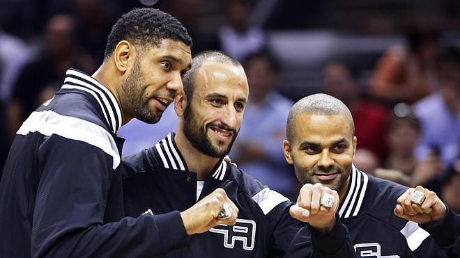 Balón al aire en la NBA