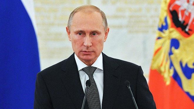 Putin se mantiene como la persona más poderosa del mundo
