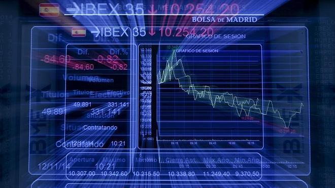 El Ibex 35 se dispara un 3,05%, su mayor subida desde julio de 2013