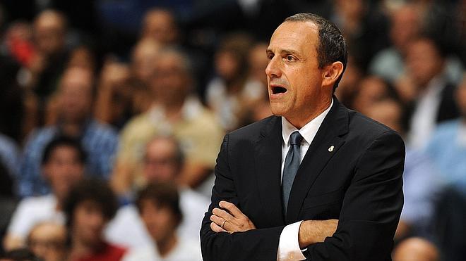 Messina, primer europeo en dirigir en la NBA