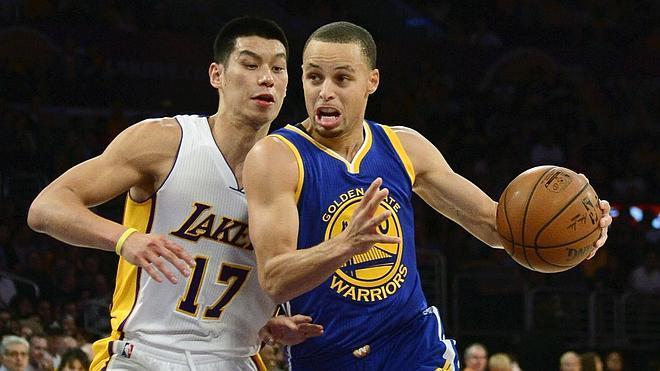 Curry 'le roba' el jugador del mes a Marc Gasol