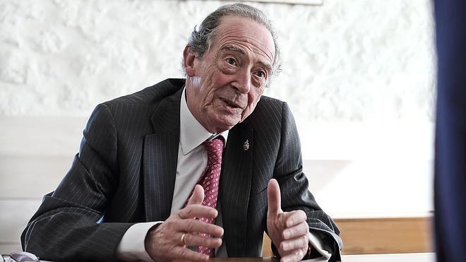 José Manuel Blecua anuncia que deja la presidencia de la RAE