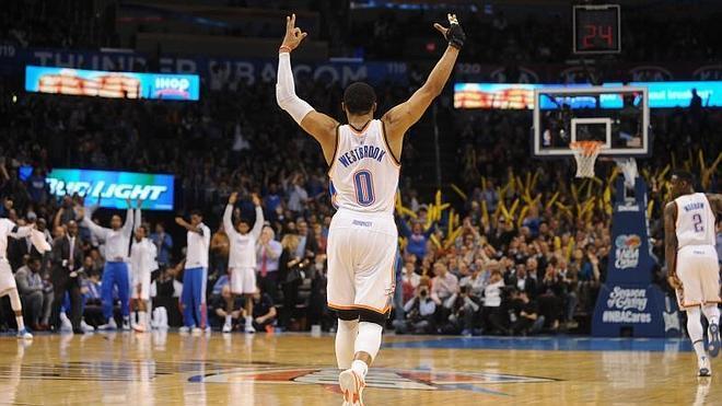 Los Thunder cortan la racha triunfal de los Cavaliers