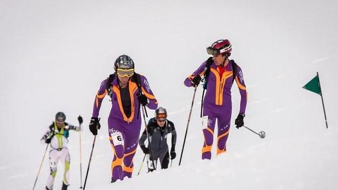 El gran atractivo del esquí de montaña