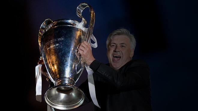 Ancelotti: «En 2015 no nos ponemos límites»