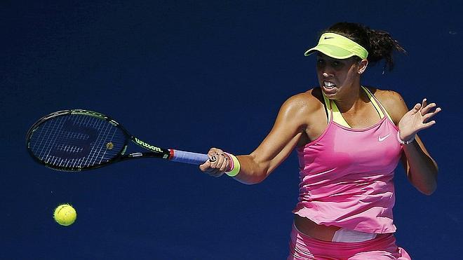Madison Keys irrumpe en escena e impide una semifinal entre las Willams