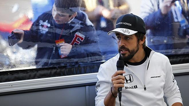 Alonso: «Mi paciencia ya quedó probada en los últimos cinco años»