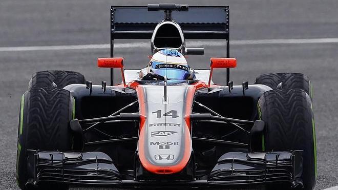 McLaren empieza a despertar