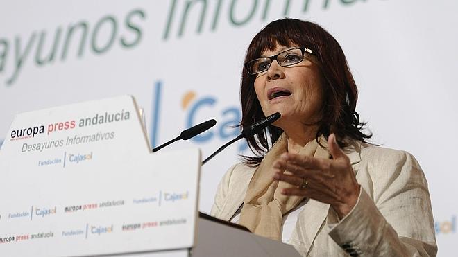 Micaela Navarro: «Quien hable de una trama contra Sánchez no es socialista»
