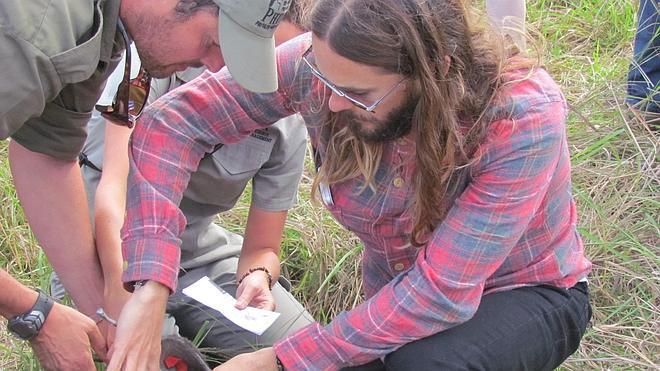 Jared Leto se une a la lucha contra la caza furtiva de animales