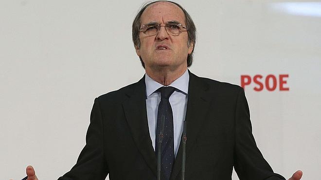 Gabilondo avisa de que no seguirá «consignas» del PSOE en su política de pactos