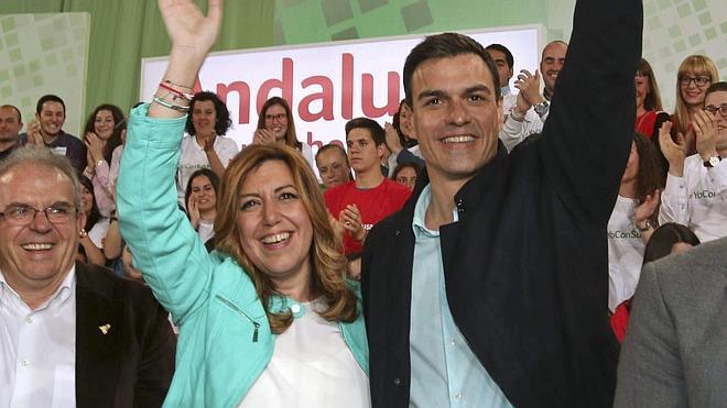 Sánchez, a Díaz: «Forjemos tú y yo una nueva alianza con el resto de España»