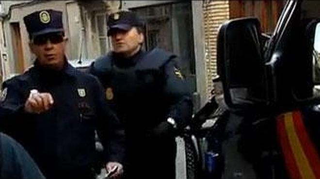Los ocho yihadistas detenidos estaban controlados directamente por el Estado Islámico