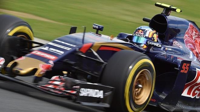 Hamilton logra la 'pole' y Carlos Sainz saldrá octavo