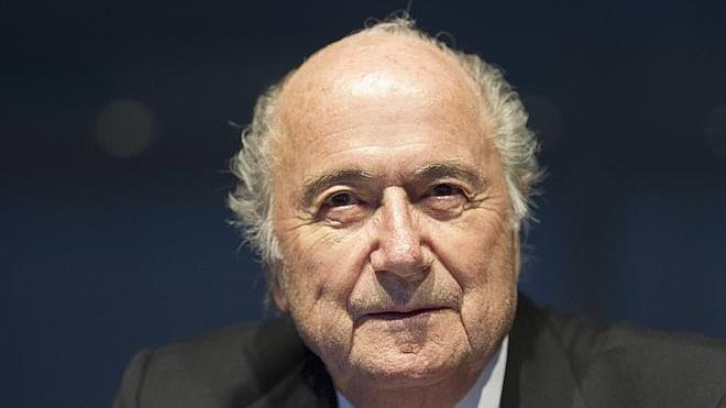 Blatter: «Los boicots nunca dieron resultados»