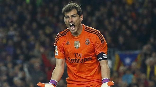 Casillas pide más respeto para los porteros