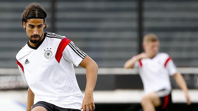 Khedira confirma que se marchará del Real Madrid