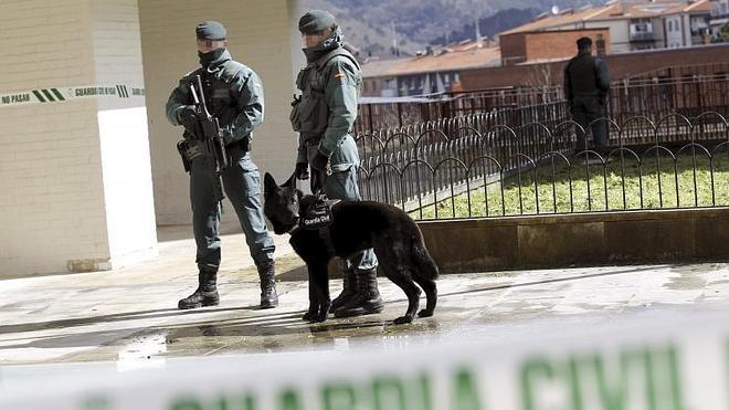 Nuevo golpe de la Guardia Civil a la red de control de los presos de ETA