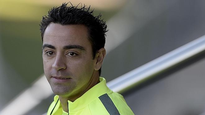 Xavi viaja a Catar para firmar hasta 2018