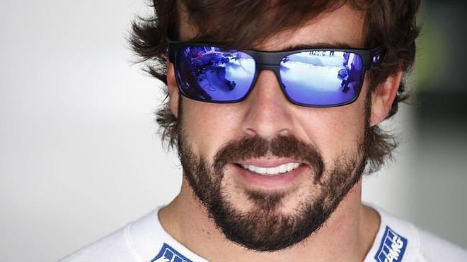 Alonso traga barro