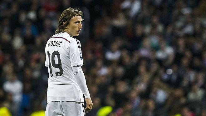 Modric: «En el Real Madrid es donde más a gusto estoy»