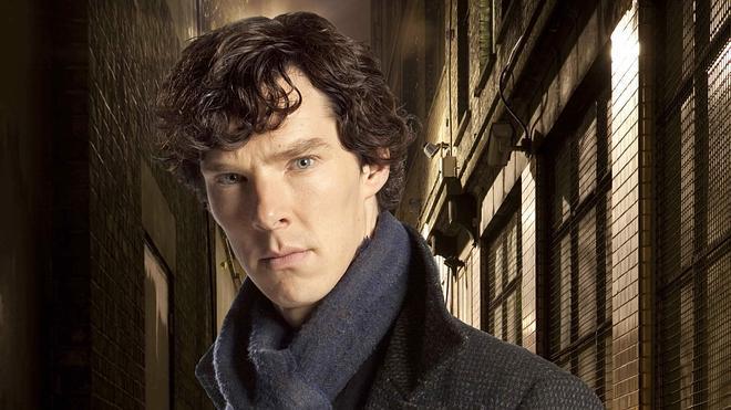 'Sherlock' Cumberbatch, favorito para los Bafta de televisión