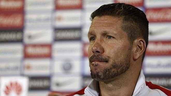 Simeone: «Rumenigge hubiese encajado en el Atlético de Madrid»