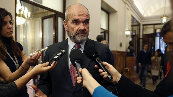 Chaves no se presentará a las generales y no continuará como diputado en las Cortes